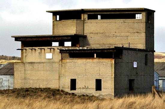 Battery Observation Post and Port War Signal Station, Ness Battery