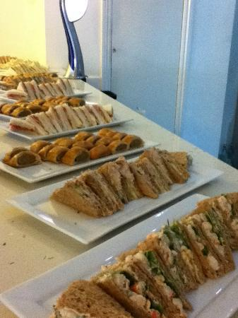 La Fontana: Food!
