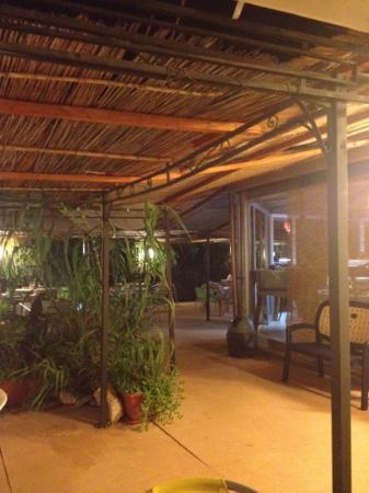 Costa di Ponente: il ristorante