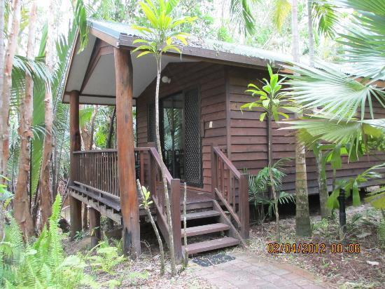 Kewarra Beach Resort & Spa: Our cabin at Kewarra