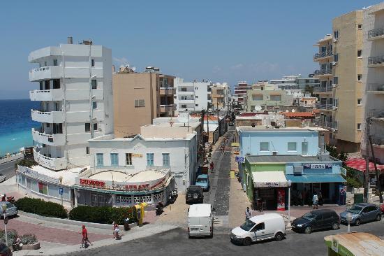Blue Sky City Beach Hotel: view