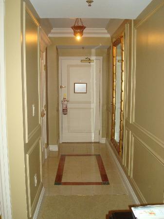Hallway Door White Interior Doors In The Hallway