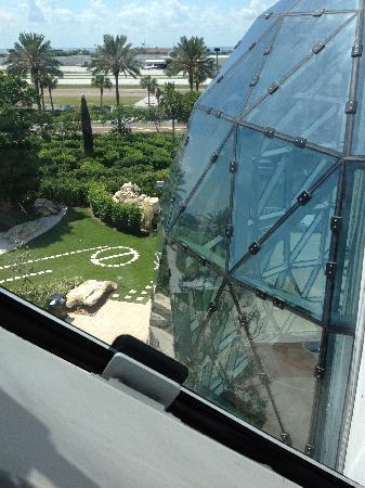 The Dali Museum: the labrynth