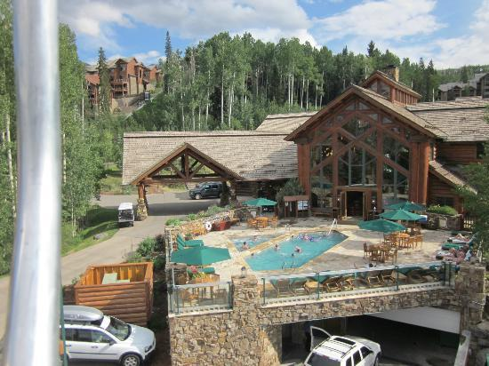 ‪‪Mountain Lodge Telluride‬: Pool