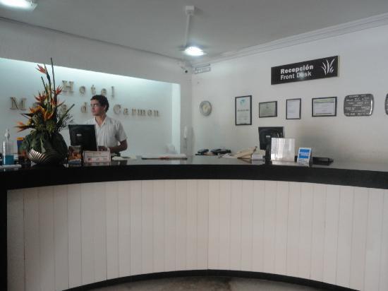 Maria del Carmen Hotel: 1