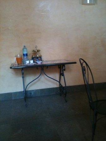 Hotel'a Sciulia : il buffet del 4 stelle!