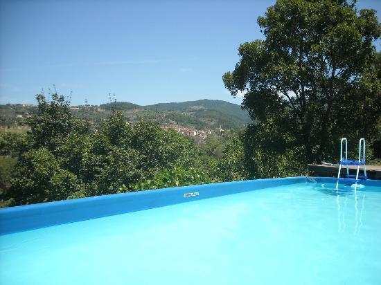 La Pieve: piscina