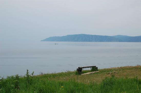 Hotel Derevenka : View of the Lake Baikal