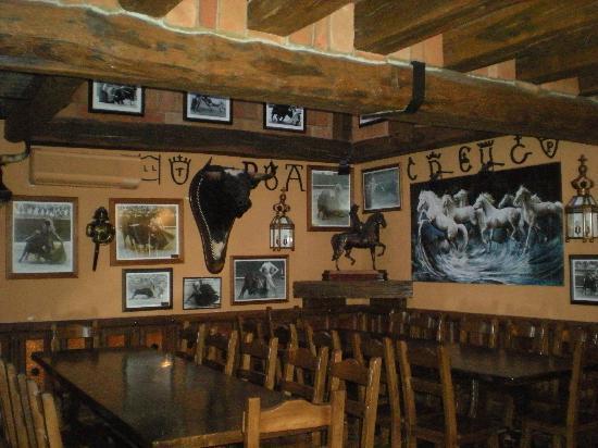 Hotel Conde Rodrigo II: Function room