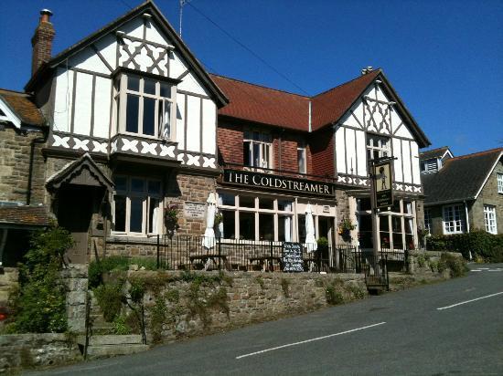 The Coldstreamer Inn: Coldstreamer