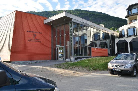 Park Hotel Vossevangen: Hotel Entry