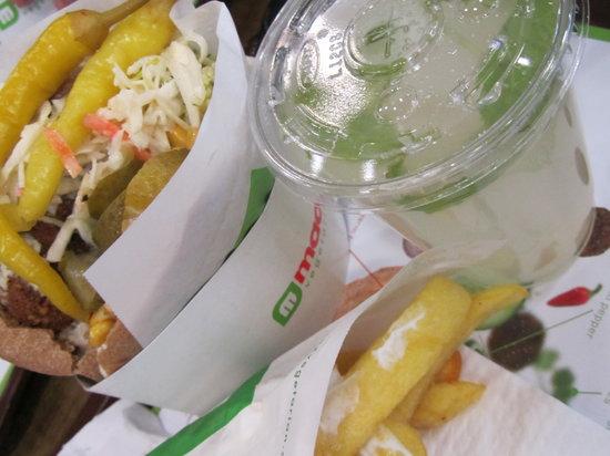 Food Poisoning Maoz Falafel Schnitzel London Traveller Reviews