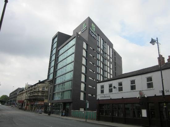 Holiday Inn Express Manchester CC-Oxford Road: hotel