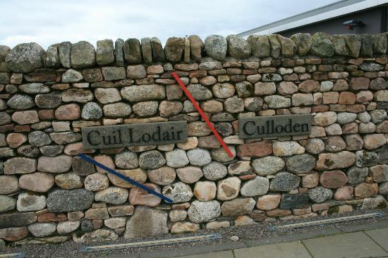 Culloden Battlefield: Front Entrance