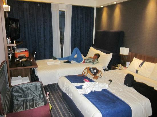 Holiday Inn Express Manchester CC-Oxford Road: room