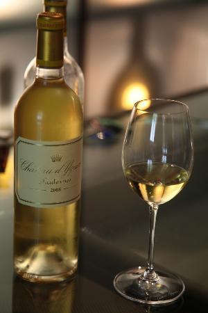Bella Wine Tours: Chateau d'Yquem tasting
