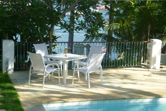 Pousada Casa Buzios: By the pool
