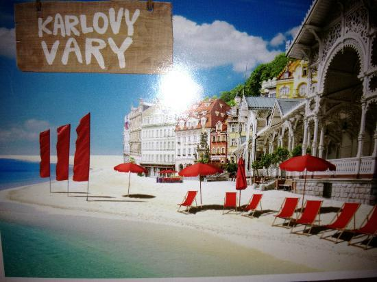 Holiday Apartments Karlovy Vary: Karlovy Vary is fun to stay