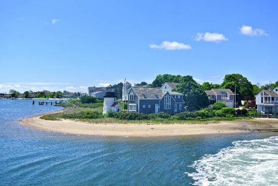 On the way to Nantucket Island! - Picture of SeaCoast Inn ...