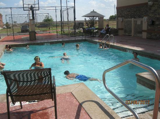 Homewood Suites by Hilton Lawton: pool