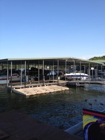 Shorty Pants Lounge and Marina: Shorty pants marina... view
