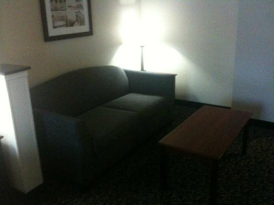 Holiday Inn Express & Suites Philadelphia - Mt. Laurel: Seating area