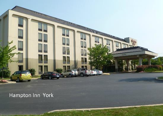 Hampton Inn York: Hampton Hotel, York