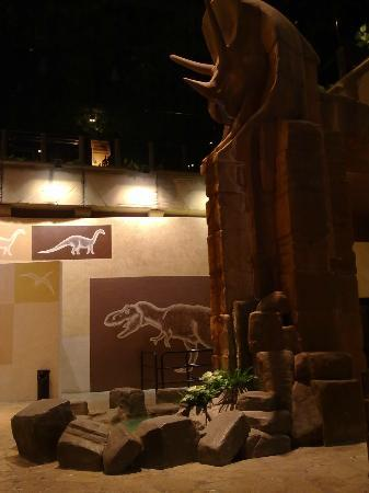 Territorio Dinopolis : Recepcion