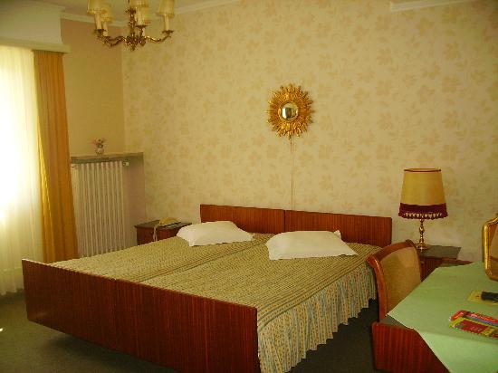 Hotel Restaurant Simmer: Chambre vue sur la Moselle