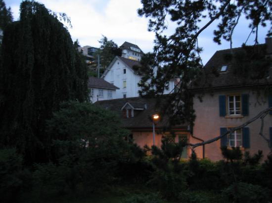 Villa Lindenegg Hotel Bistrot : Back of hotel
