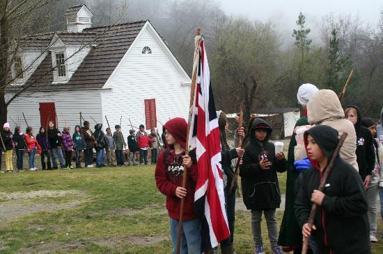 Riley's Apple Farm: Be a part of a Civil War re-enactment!