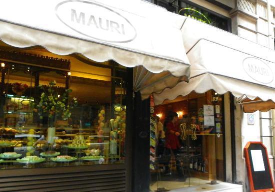 Pastelerias Mauri