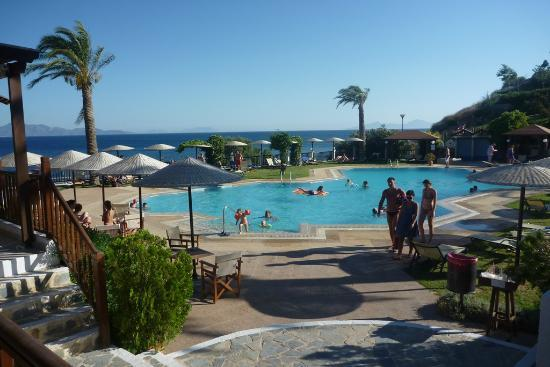 Dimitra Beach Hotel: Pool #2