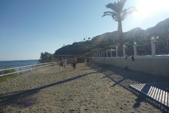 Dimitra Beach Hotel: Sports