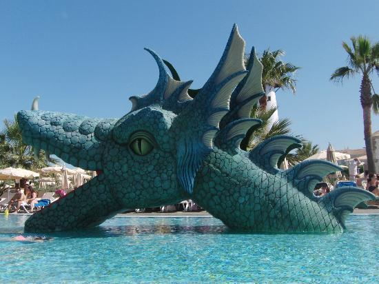 ClubHotel Riu Chiclana : dragon