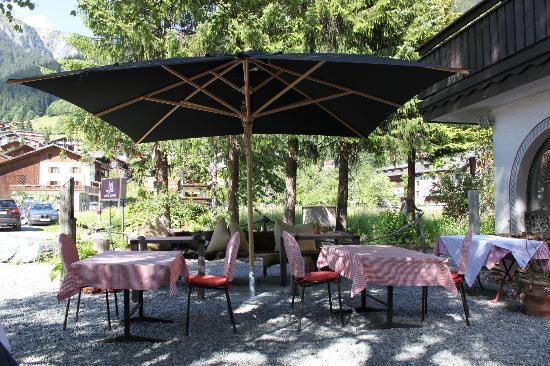 Bio-Hotel Saladina : Garten