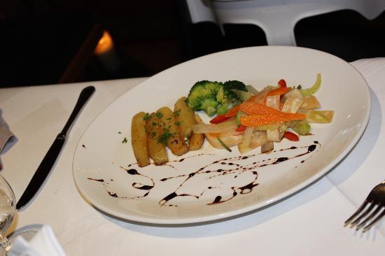 Bio-Hotel Saladina : Essen