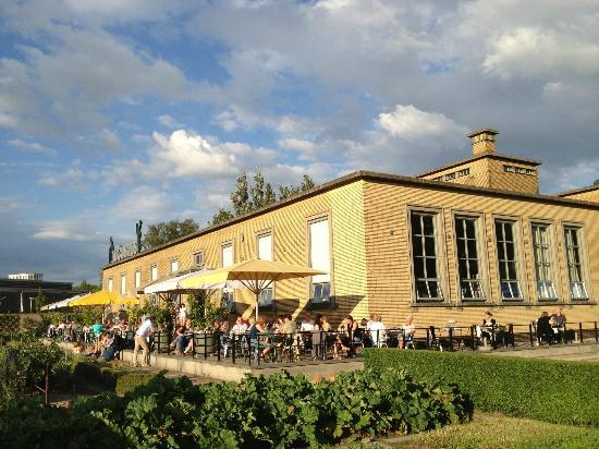 Villa Augustus: Le restaurant