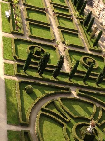 Le jardin la fran aise picture of villa augustus for Jardin a la francaise