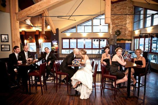 Murrieta's Restaurant: Wedding Party at Murrieta's Bar