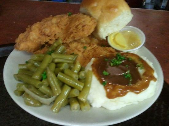 Rooster's: Delicous Chicken Tenders!