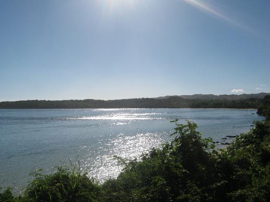 Namuka Bay Lagoon Resort: Lagoon
