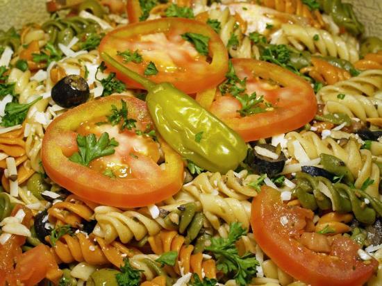 Basil's Fondren: Pasta Salad