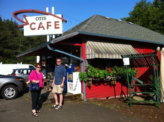 Otis Cafe: on the Oregon Coast