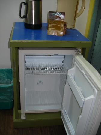 Mountain Club Resort: Small Fridge