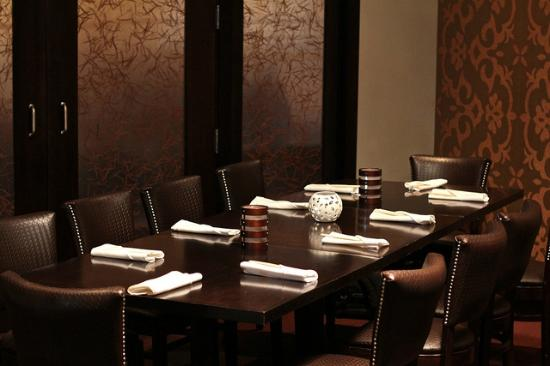 Wild Ginger: Zen Private Dining Room