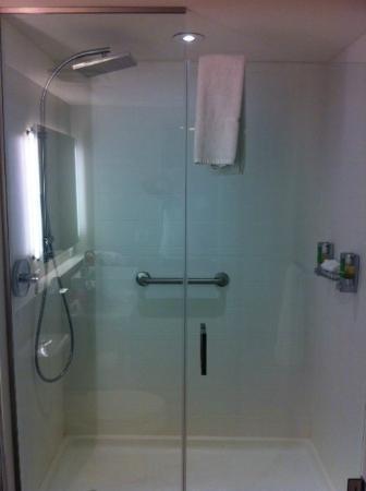 Element Omaha Midtown Crossing: Shower