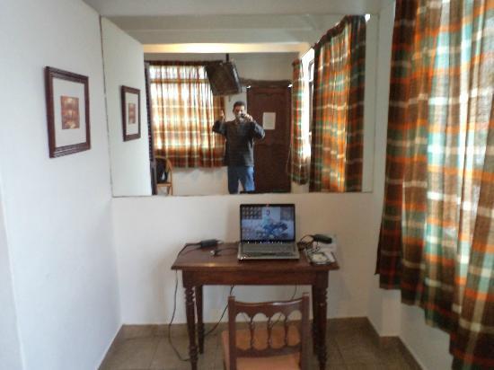 Hotel Sol de Ica: espacio para poder trabajar