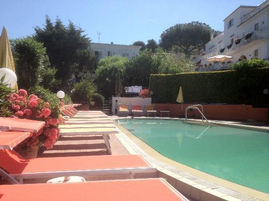 Hotel Terme La Pergola : Gorgeous Pools
