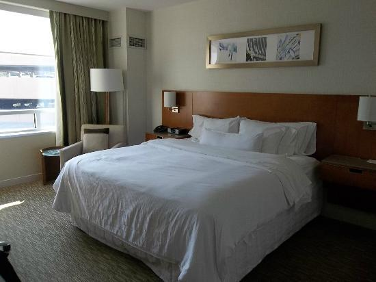 The Westin Washington Dulles Airport: Bedroom